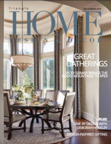 Triangle Home Design and Decor, Dec 2018
