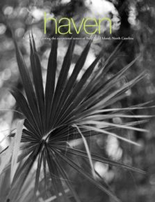 Haven Magazine Cover 2019