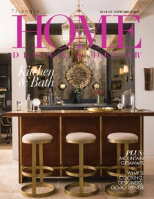 Triangle Home Design and Decor, Aug-Sept 2019